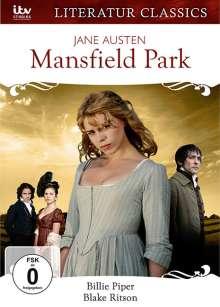 Mansfield Park (2007), DVD