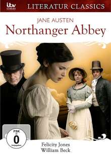 Northanger Abbey (2006), DVD