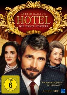 Hotel - Der Pilotfilm: Im St. Gregory, DVD
