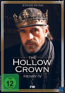 The Hollow Crown - Henry IV, 2 DVDs