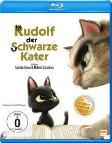 Rudolf der schwarze Kater (Blu-ray), Blu-ray Disc