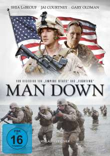 Man Down, DVD