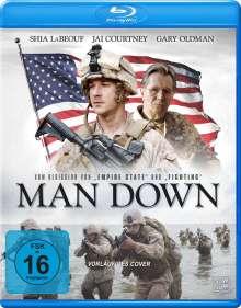 Man Down (Blu-ray), Blu-ray Disc