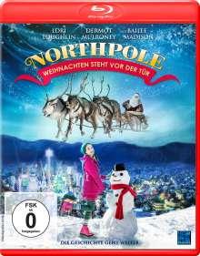 Northpole - Weihnachten steht vor der Tür (Blu-ray), Blu-ray Disc