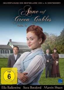 Anne auf Green Gables Teil 3, DVD