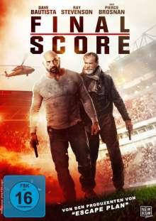 Final Score, DVD