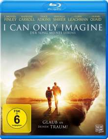 I Can Only Imagine (Blu-ray), Blu-ray Disc