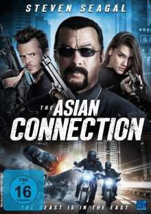 The Asian Connection, DVD