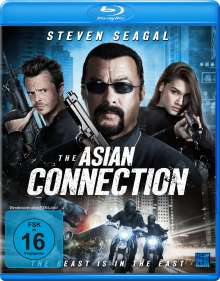 The Asian Connection (Blu-ray), Blu-ray Disc