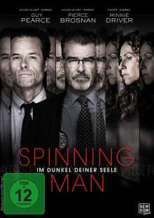 Spinning Man, DVD