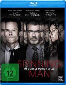 Spinning Man (Blu-ray), Blu-ray Disc