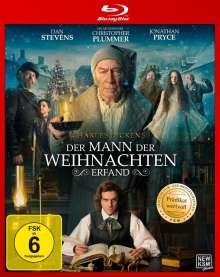 Charles Dickens: Der Mann der Weihnachten erfand (Blu-ray), Blu-ray Disc
