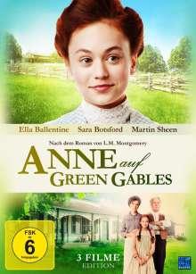 Anne auf Green Gables Teil 1-3, 3 DVDs