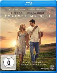 Forever my Girl (Blu-ray), Blu-ray Disc