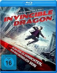 Invincible Dragon (Blu-ray), Blu-ray Disc