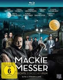 Mackie Messer - Brechts Dreigroschenfilm (Blu-ray), Blu-ray Disc