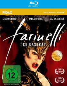 Farinelli - Der Kastrat (Blu-ray), Blu-ray Disc