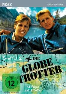 Die Globetrotter Staffel 2, DVD