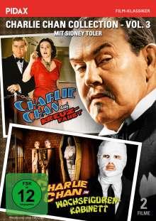 Charlie Chan Collection Vol. 3: Charlie Chan auf Kreuzfahrt / Charlie Chan im Wachsfigurenkabinett, DVD
