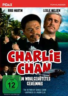 Charlie Chan: Ein wohlgehütetes Geheimnis, DVD