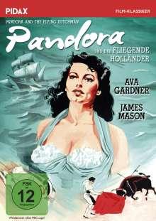 Pandora und der fliegende Holländer, DVD