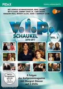 V.I.P.-Schaukel Vol. 3, 3 DVDs