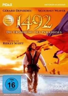 1492 - Die Eroberung des Paradieses, DVD