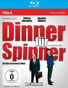 Dinner für Spinner (1998) (Blu-ray), Blu-ray Disc