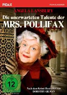 Die unerwarteten Talente der Mrs. Pollifax, DVD