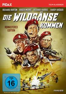 Die Wildgänse kommen, DVD