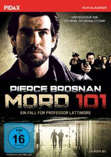 Mord 101, DVD