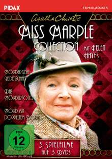 Agatha Christie: Miss Marple Collection, 3 DVDs