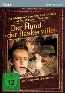 Der Hund der Baskervilles (1981), DVD