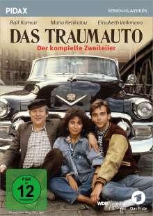 Das Traumauto, DVD