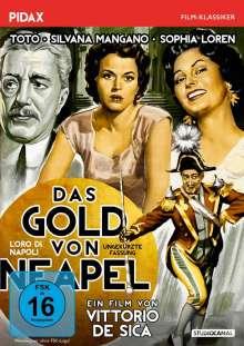 Das Gold von Neapel, DVD
