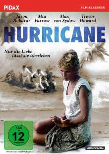 Hurricane (1979), DVD