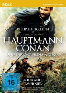 Hauptman Conan und die Wölfe des Krieges, DVD