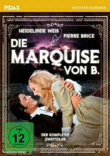 Die Marquise von B., DVD