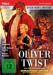 Oliver Twist (1948), 2 DVDs