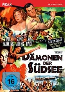 Dämonen der Südsee, DVD