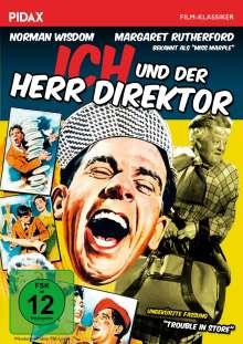 Ich und der Herr Direktor, DVD