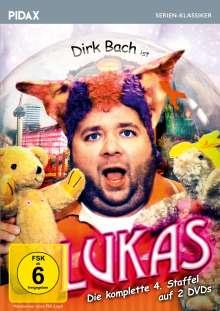 Lukas Staffel 4, 2 DVDs