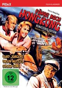 Fähre nach Hongkong, DVD