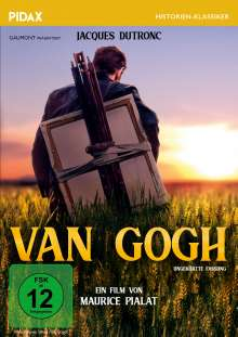 Van Gogh (1991), DVD