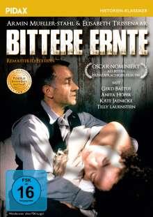 Bittere Ernte, DVD
