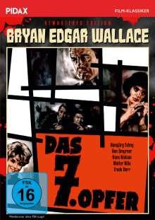 Das 7. Opfer, DVD