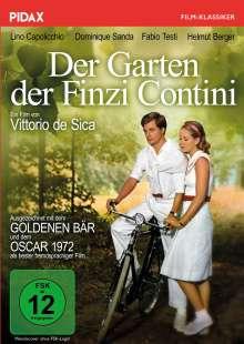 Der Garten der Finzi Contini, DVD