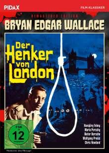 Der Henker von London, DVD