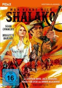 Man nennt mich Shalako, DVD