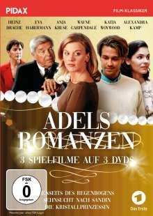 Adelsromanzen, 3 DVDs